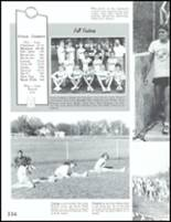 1990 Danville High School Yearbook Page 138 & 139
