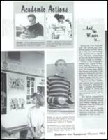 1990 Danville High School Yearbook Page 166 & 167