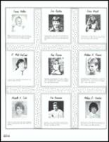 1990 Danville High School Yearbook Page 238 & 239