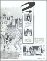 1990 Danville High School Yearbook Page 250 & 251