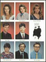 1992 Genoa Central High School Yearbook Page 14 & 15