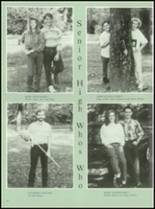 1992 Genoa Central High School Yearbook Page 20 & 21