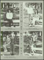 1992 Genoa Central High School Yearbook Page 34 & 35