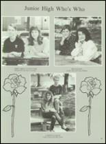 1992 Genoa Central High School Yearbook Page 36 & 37