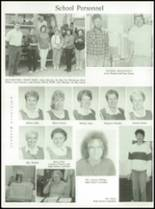 1992 Genoa Central High School Yearbook Page 52 & 53