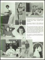 1992 Genoa Central High School Yearbook Page 54 & 55