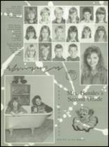 1992 Genoa Central High School Yearbook Page 70 & 71