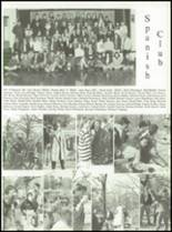 1992 Genoa Central High School Yearbook Page 86 & 87