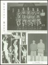 1992 Genoa Central High School Yearbook Page 98 & 99