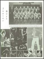 1992 Genoa Central High School Yearbook Page 100 & 101