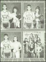 1992 Genoa Central High School Yearbook Page 102 & 103