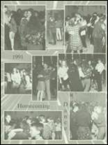 1992 Genoa Central High School Yearbook Page 106 & 107