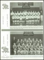 1992 Genoa Central High School Yearbook Page 108 & 109