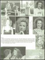 1992 Genoa Central High School Yearbook Page 114 & 115