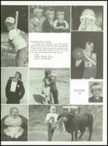 1992 Genoa Central High School Yearbook Page 116 & 117