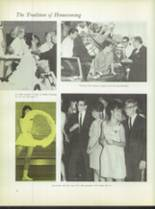 1967 Foreman High School Yearbook Page 16 & 17