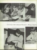 1967 Foreman High School Yearbook Page 24 & 25