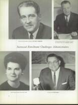 1967 Foreman High School Yearbook Page 28 & 29