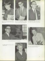 1967 Foreman High School Yearbook Page 32 & 33