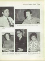 1967 Foreman High School Yearbook Page 36 & 37