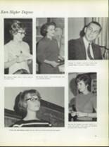 1967 Foreman High School Yearbook Page 38 & 39