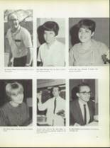 1967 Foreman High School Yearbook Page 40 & 41