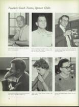 1967 Foreman High School Yearbook Page 42 & 43