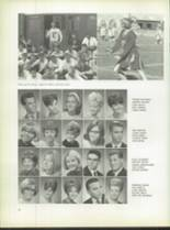 1967 Foreman High School Yearbook Page 56 & 57