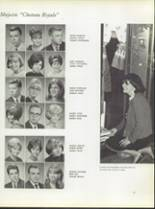 1967 Foreman High School Yearbook Page 66 & 67