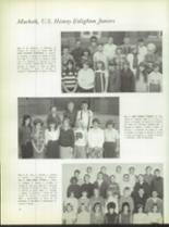 1967 Foreman High School Yearbook Page 74 & 75