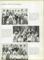 1967 Foreman High School Yearbook Page 84 & 85