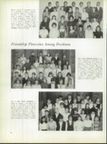 1967 Foreman High School Yearbook Page 86 & 87