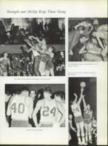 1967 Foreman High School Yearbook Page 92 & 93