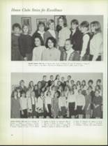 1967 Foreman High School Yearbook Page 108 & 109