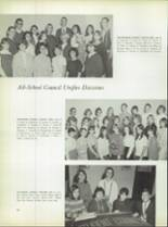 1967 Foreman High School Yearbook Page 110 & 111