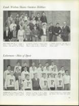 1967 Foreman High School Yearbook Page 126 & 127