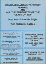 1979 Miller Great Neck North High School Yearbook Page 222 & 223