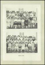1950 Marysville-Rye High School Yearbook Page 44 & 45