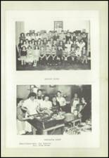 1950 Marysville-Rye High School Yearbook Page 46 & 47