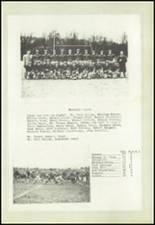 1950 Marysville-Rye High School Yearbook Page 50 & 51