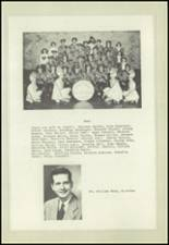 1950 Marysville-Rye High School Yearbook Page 72 & 73