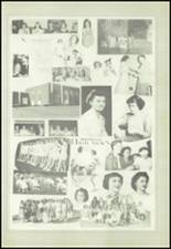 1950 Marysville-Rye High School Yearbook Page 80 & 81