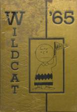 1965 Yearbook Madill High School
