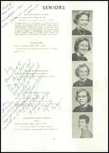1957 Edward Little High School Yearbook Page 36 & 37
