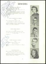 1957 Edward Little High School Yearbook Page 46 & 47