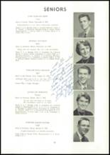1957 Edward Little High School Yearbook Page 66 & 67