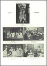 1957 Edward Little High School Yearbook Page 84 & 85