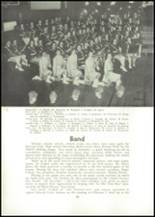 1957 Edward Little High School Yearbook Page 92 & 93
