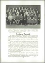 1957 Edward Little High School Yearbook Page 100 & 101