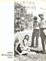 1973 Yearbook Lawton High School